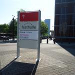 Friseurmesse und WM Frankfurt